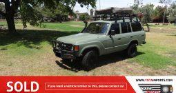 1987 Toyota Land Cruiser – HJ61 #02915D61BLC