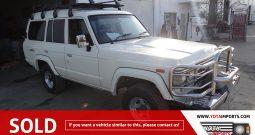 1989 Toyota Land Cruiser – HJ61 #02915D61CLC