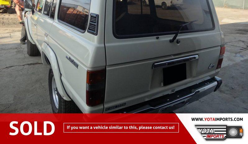 1989 Toyota Land Cruiser – HJ61 #02915D61CLC full
