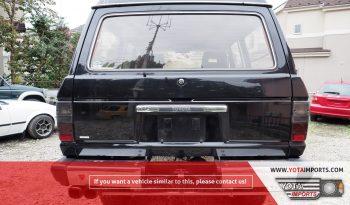 1987 Toyota Land Cruiser – HJ61 #02016AHJ61A full