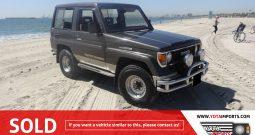 1987 Toyota Land Cruiser – LJ71 #02915D71LC