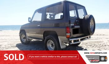 1987 Toyota Land Cruiser – LJ71 #02915D71LC full