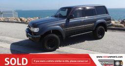 1990 Toyota Land Cruiser – HDJ81 #02915D81LC