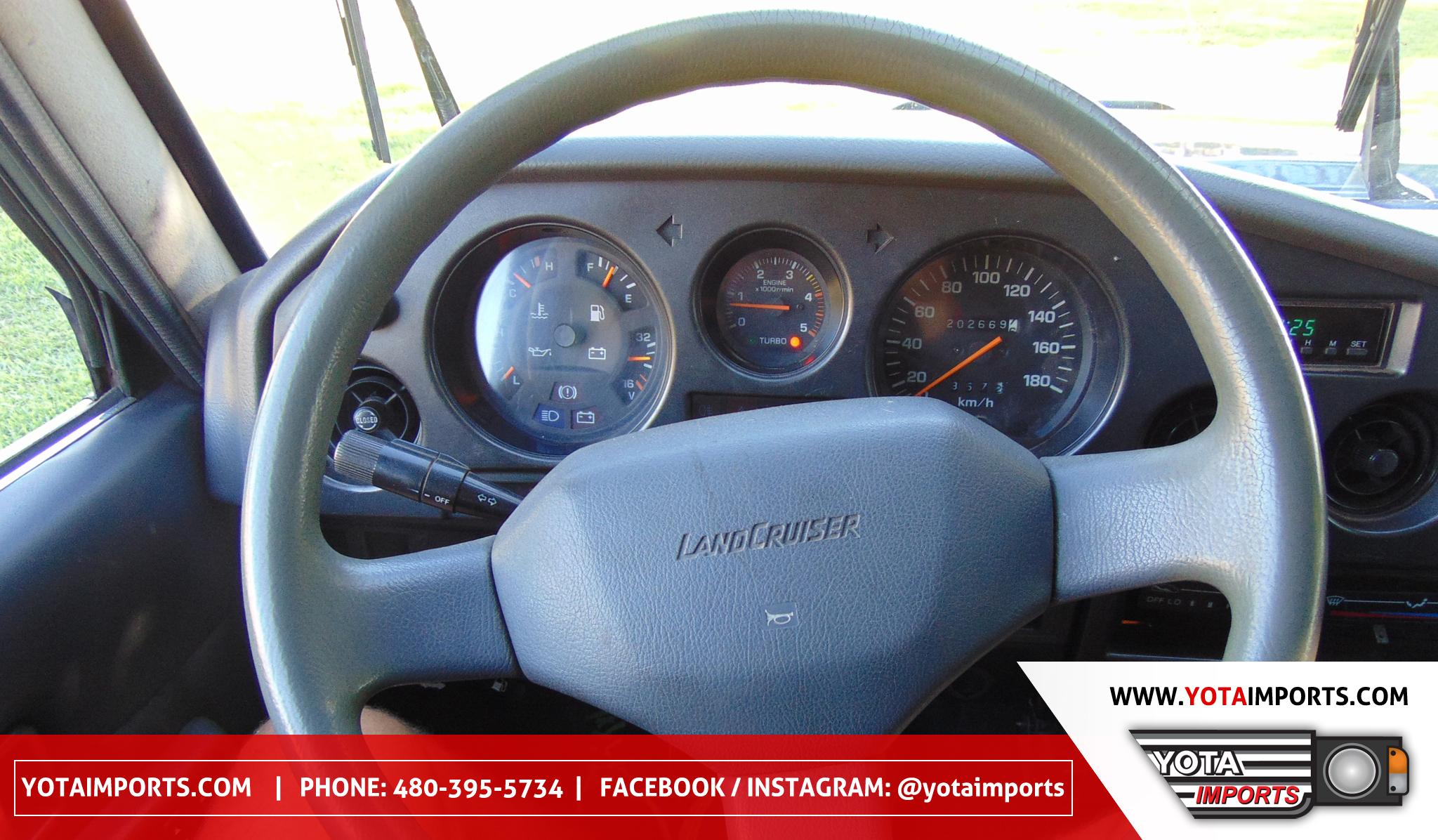 1988 Toyota Land Cruiser U2013 HJ61 #020161201A Full