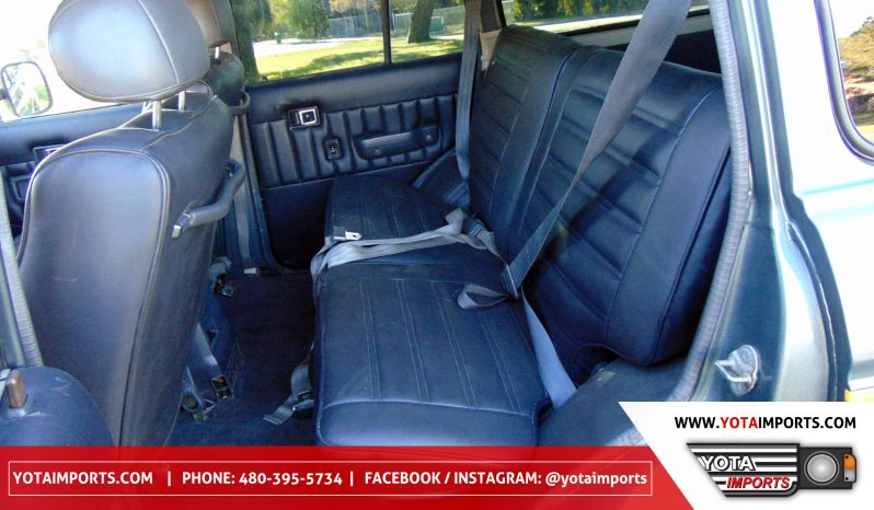 1988 Toyota Land Cruiser – HJ61 #020161201A full