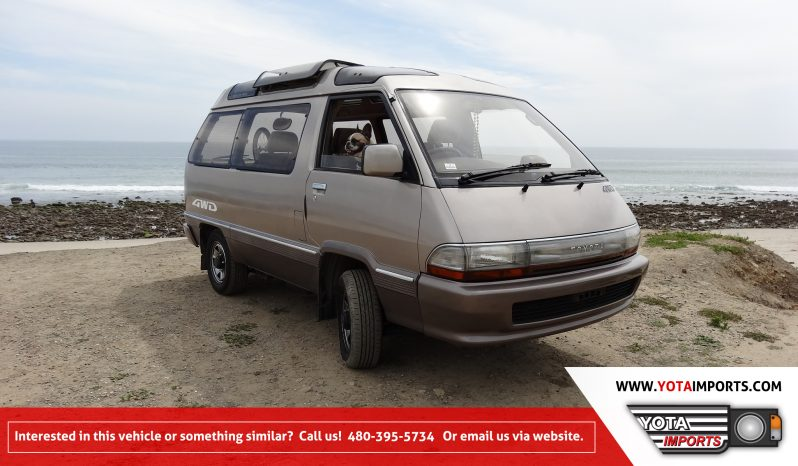 1990 Toyota Town Ace – Royal Saloon – Skylite Roof full
