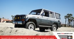 1991 Land Cruiser Prado – LJ78