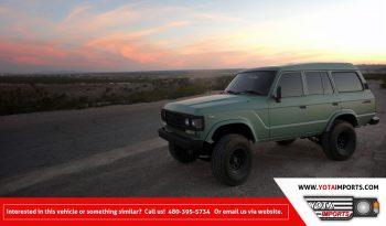 1989 Toyota Land Cruiser – HJ61 #031217HJ61A full