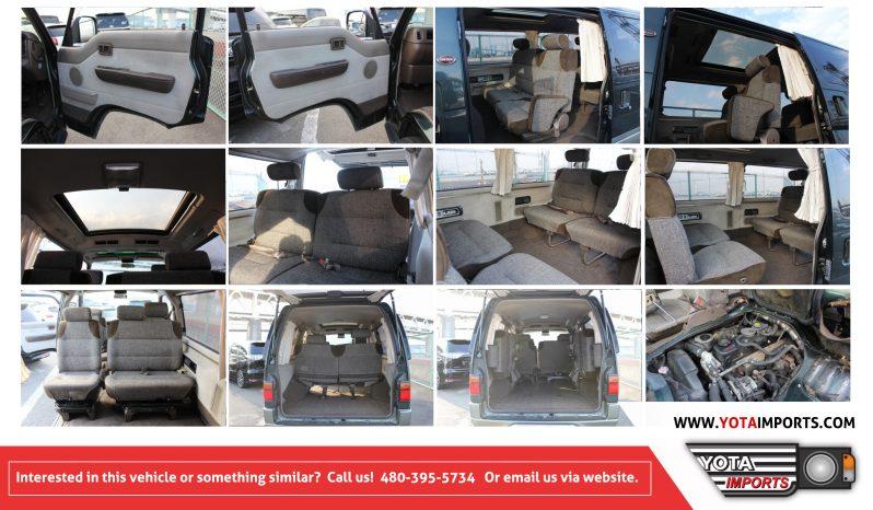1991 Nissan Caravan – Turbo Diesel 4×4 Van full