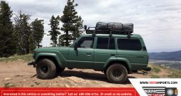 1987 Toyota Land Cruiser – HJ61