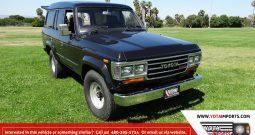 1988 Toyota Land Cruiser – HJ61 Turbo Diesel