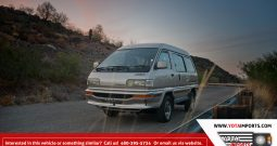 1991 Toyota Lite Ace – 5 Speed Manual