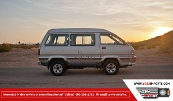 1991 Toyota Lite Ace – 5 Speed Manual full