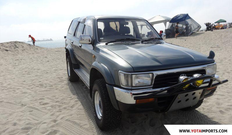 1991 Toyota Hilux Surf SSR full