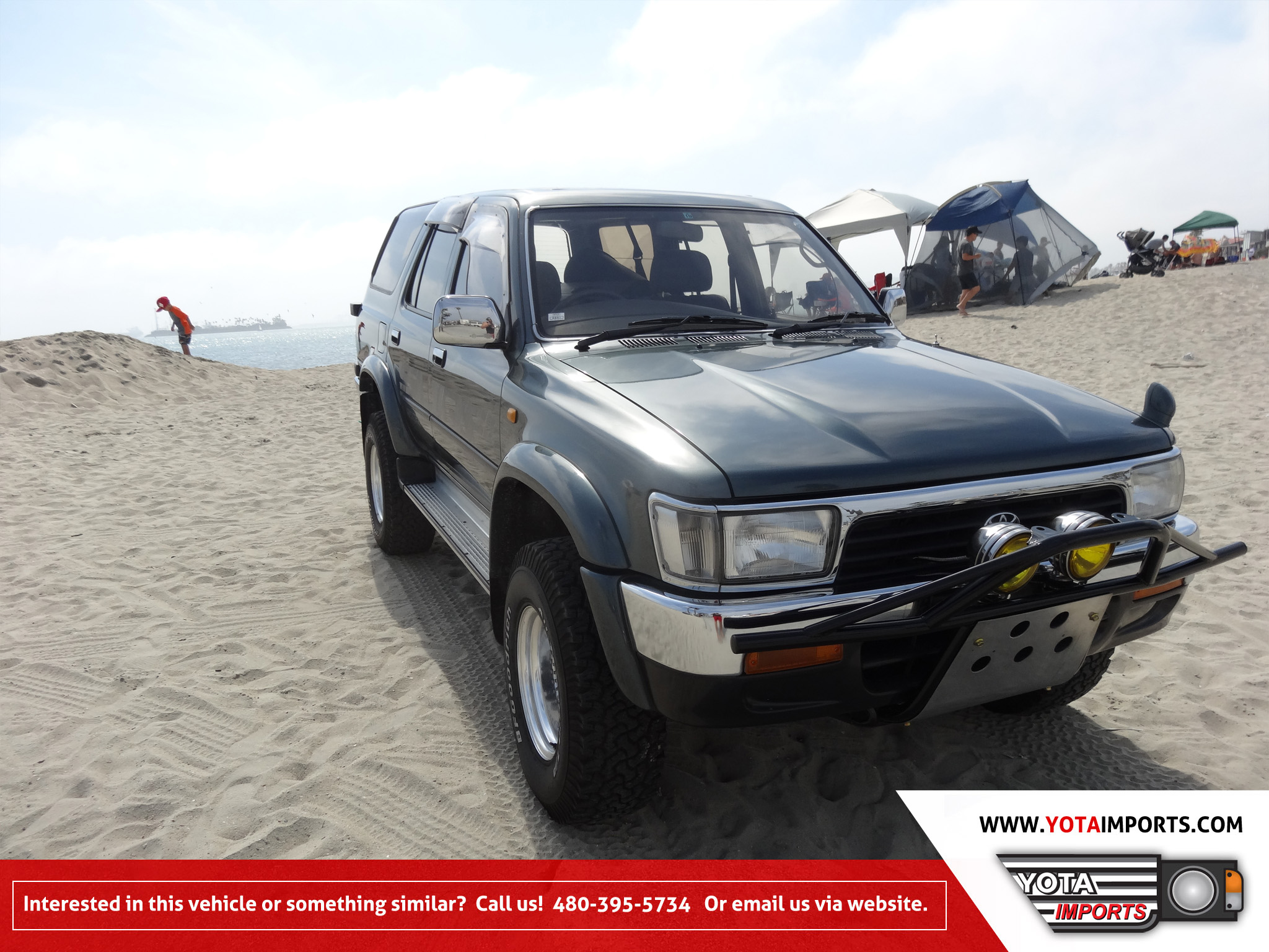 1991 toyota hilux surf ssr yota imports. Black Bedroom Furniture Sets. Home Design Ideas
