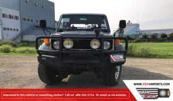 1986 Toyota Land Cruiser – BJ74 full