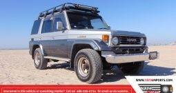 1991 Toyota Land Cruiser – HZJ77