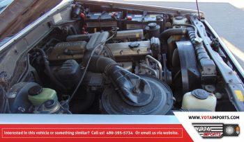 1991 Toyota Land Cruiser – HZJ77 full