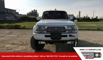 1992 Toyota Land Cruiser – HDJ81 Turbo Diesel full