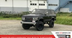 1989 Toyota Land Cruiser – HJ61