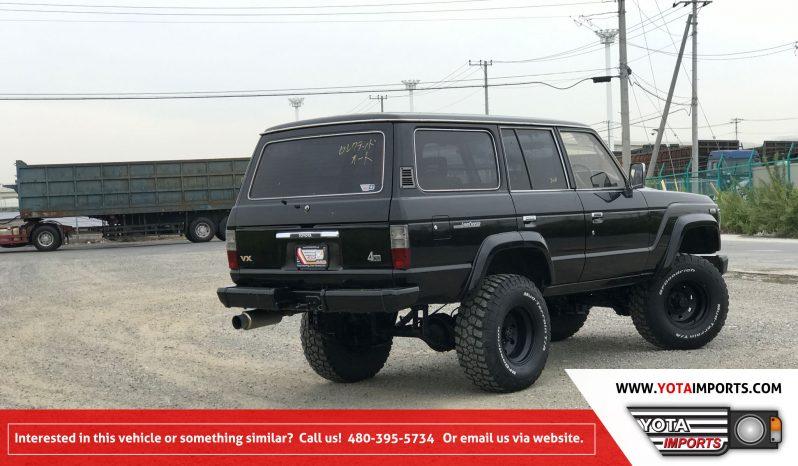 1989 Toyota Land Cruiser – HJ61 full