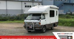 1991 Toyota Town Ace 4WD Camper Van