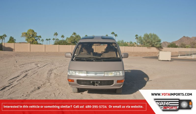 1992 Toyota Town Ace Wagon / Van full