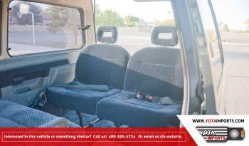 1988 Toyota Lite Ace Wagon / Van full