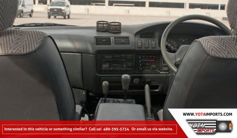 1991 Toyota Lite Ace Wagon / Van full