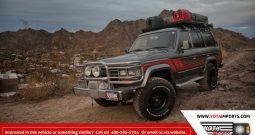 1988 Toyota Land Cruiser – HJ61