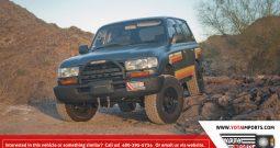 1992 Toyota Land Cruiser – HDJ81
