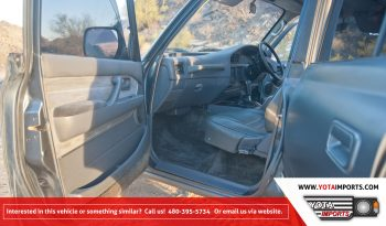 1992 Toyota Land Cruiser – HDJ81  full