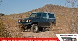 1986 Toyota Land Cruiser – BJ74