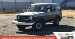 1991 Toyota Land Cruiser – HZJ77
