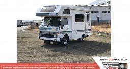 1993 Toyota HiAce Truck Camper