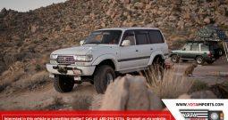 1992 Toyota Land Cruiser – HDJ81 Turbo Diesel