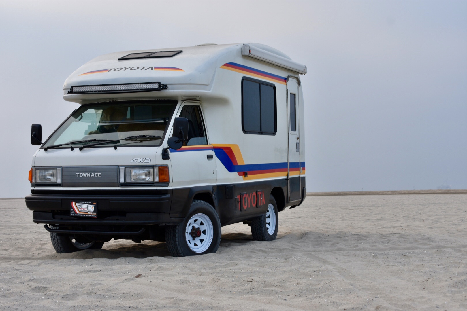 """1993 Toyota """"Town Ace"""" Camper – Yota Imports"""