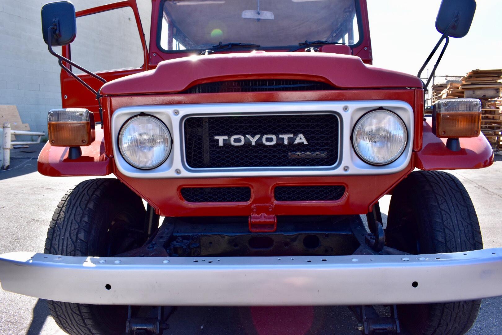 1983 Toyota Land Cruiser Bj46 Yota Imports Full