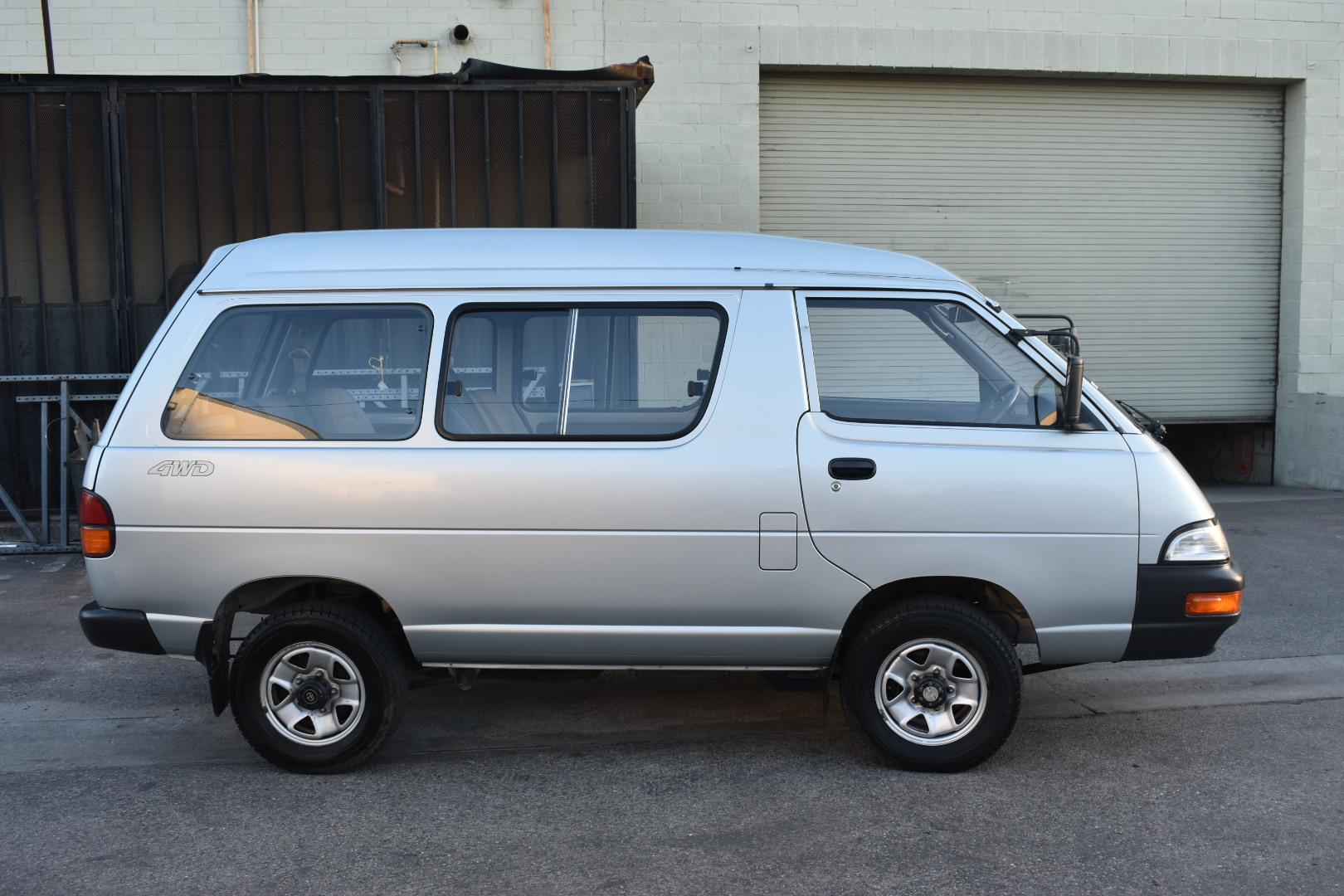 1993 Toyota Lite Ace  U2013 Yota Imports