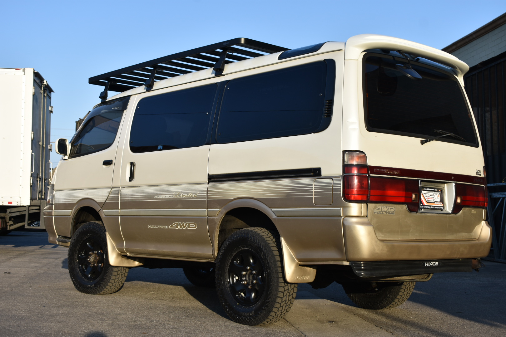 Toyota Pay By Phone >> 1993 Toyota HIACE 'ADVENTURE ACE' – Yota Imports